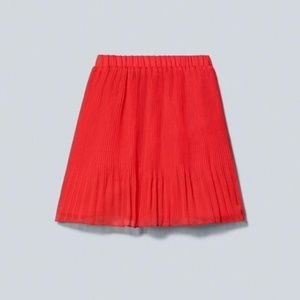 ARITZIA TALULA La Mirada Skirt, XXS